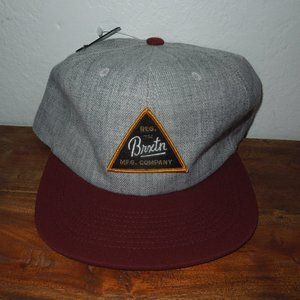 Brixton Gray Hat